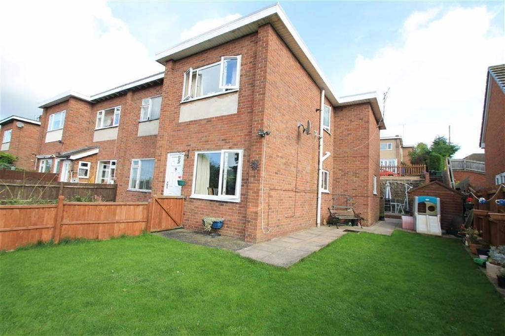 3 Bedrooms End Of Terrace House for sale in Quarry Gardens, Ludlow