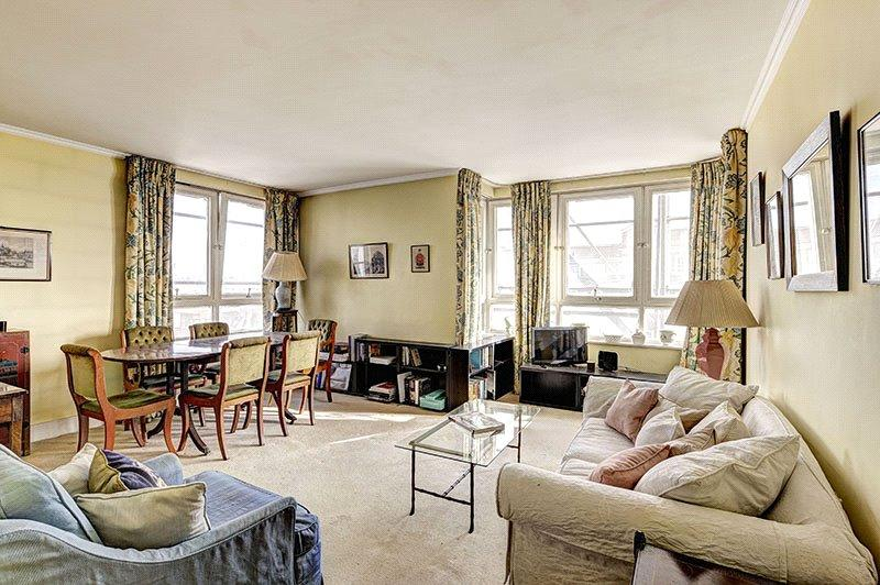 1 Bedroom Flat for sale in Chelsea Towers, Chelsea Manor Gardens, Chelsea, London, SW3