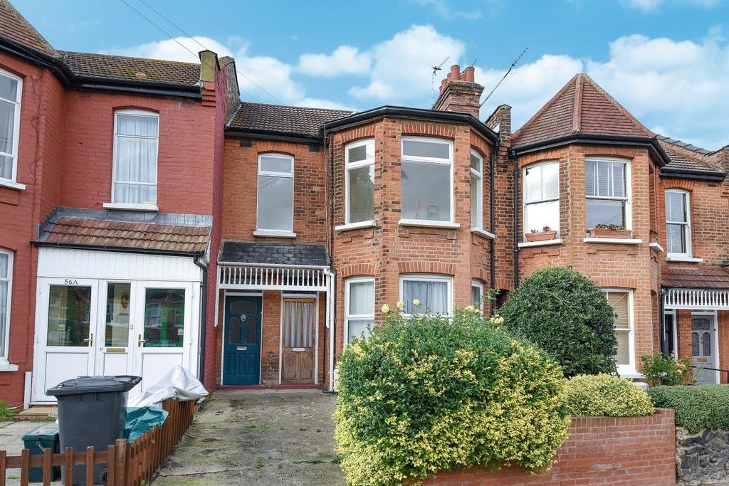 3 Bedrooms Flat for sale in North View Road, Crouch End
