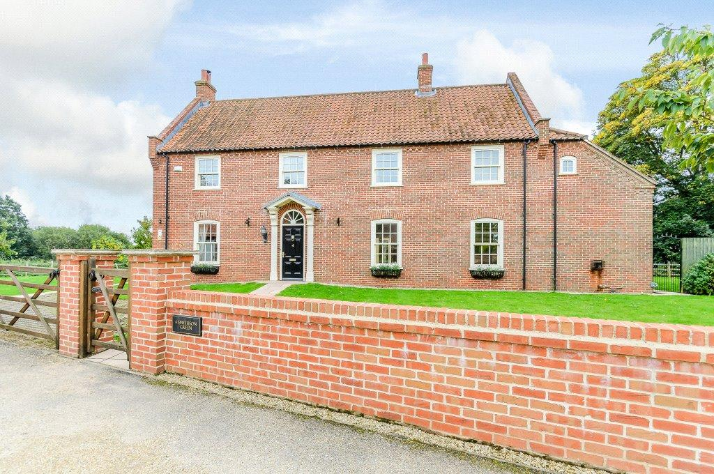 4 Bedrooms Detached House for sale in Smythson Green, Doddington, Lincoln, LN6