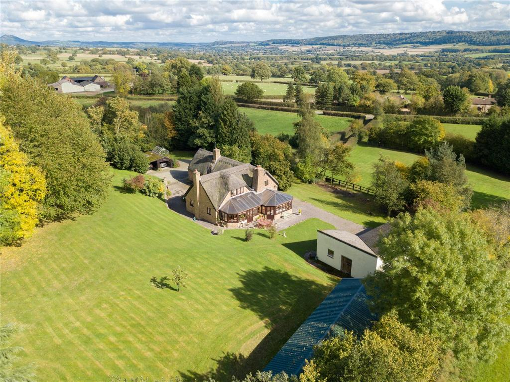 5 Bedrooms Equestrian Facility Character Property for sale in Kenley, Shrewsbury, SY5