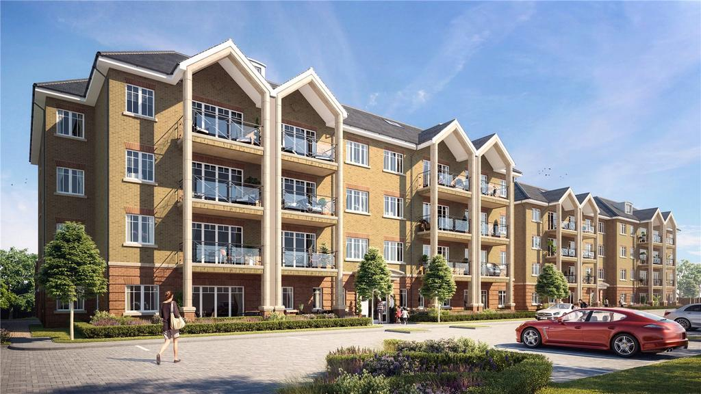 3 Bedrooms Flat for sale in Elmswater, Wharf Lane, Rickmansworth, Hertfordshire, WD3