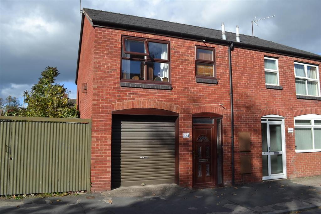 3 Bedrooms Semi Detached House for sale in Etnam Street, Leominster