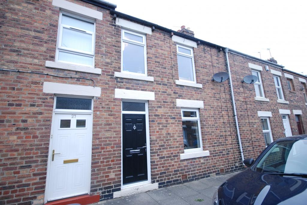 3 Bedrooms Terraced House for sale in Agnes Maria Street, Gosforth