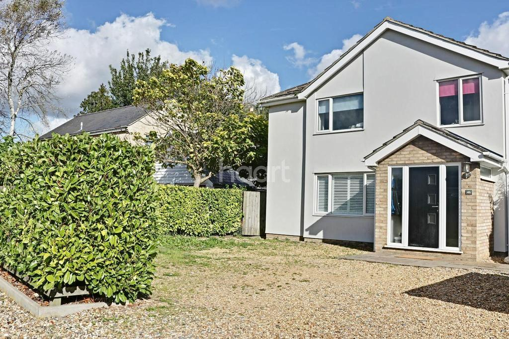5 Bedrooms Detached House for sale in Walnut Tree Close, Bassingbourn