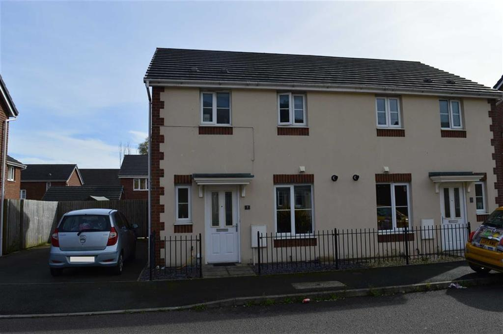 3 Bedrooms Semi Detached House for sale in Ruston Road, Swansea, SA1