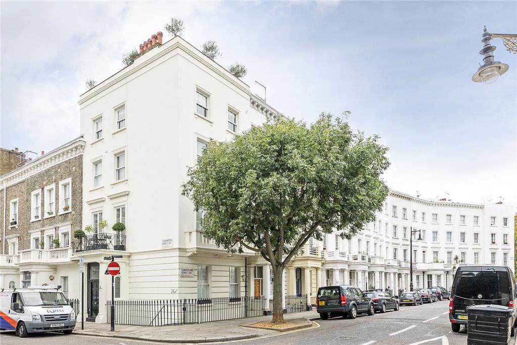 2 Bedrooms Maisonette Flat for sale in Cumberland Street, London, SW1V