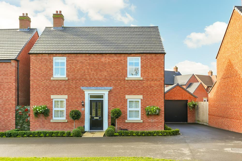 4 Bedrooms Detached House for sale in Chapelfield Grove, Bingham