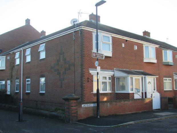 4 Bedrooms Terraced House for sale in JACQUES COURT, HEADLAND, HARTLEPOOL