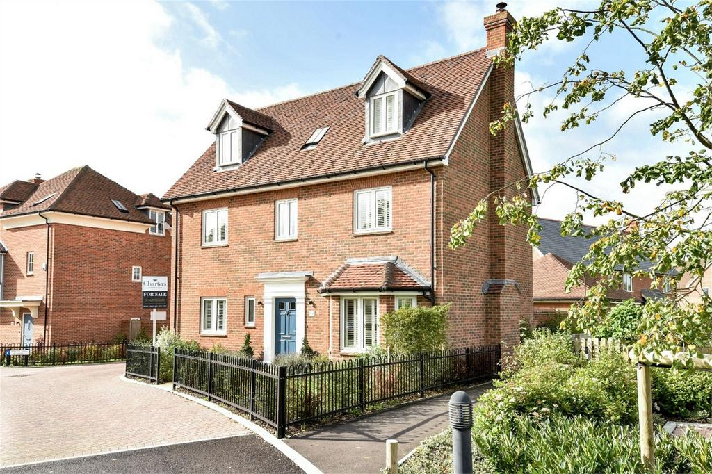 5 Bedrooms Detached House for sale in Morleys Green, Ampfield, Romsey, Hampshire
