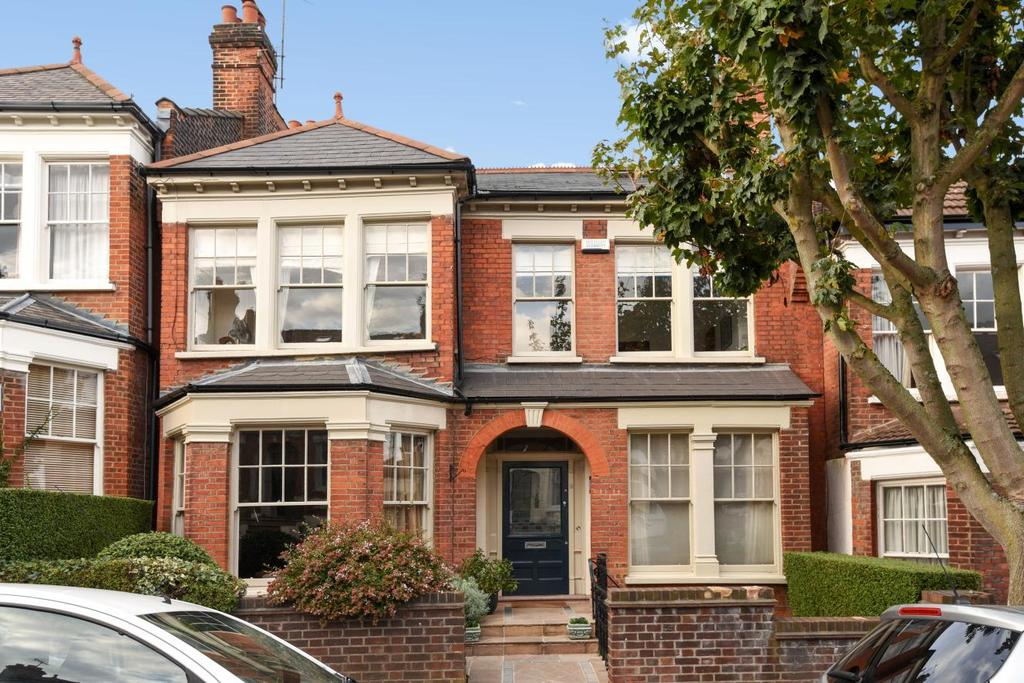 5 Bedrooms Terraced House for sale in Woodland Rise, Muswell Hill