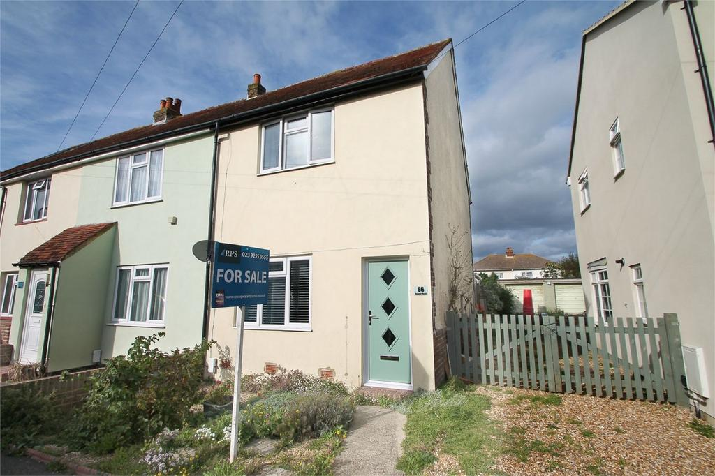 3 Bedrooms End Of Terrace House for sale in Gosport Road, Lee-on-the-Solent, Hampshire