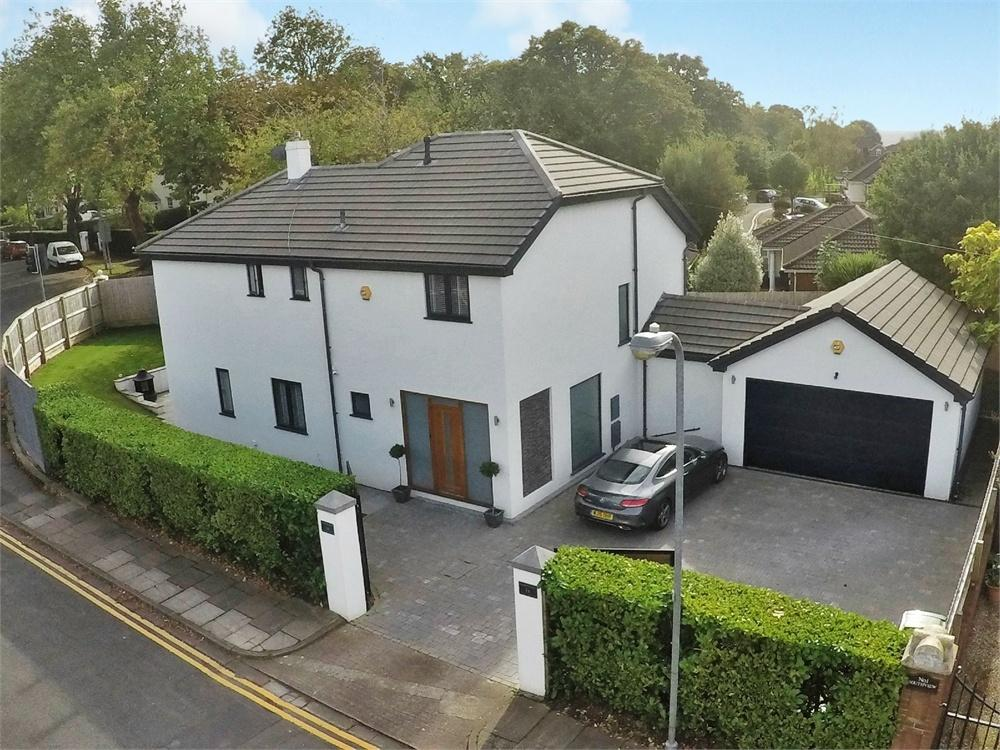 4 Bedrooms Detached House for sale in Cefn Coed Crescent, Cyncoed, Cardiff