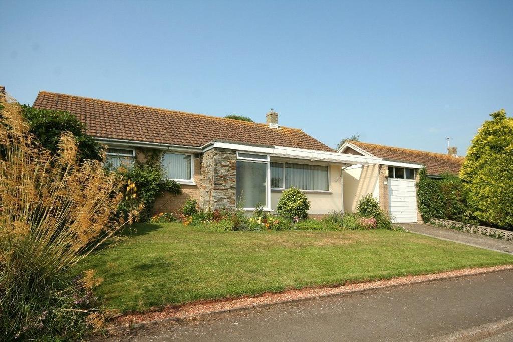 2 Bedrooms Detached Bungalow for sale in Green Park Way, Chillington, Kingsbridge, Devon, TQ7