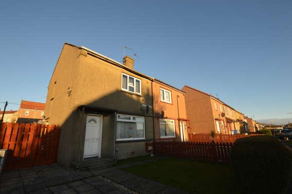 2 Bedrooms Semi-detached Villa House for sale in 55 Clyde Terrace, Ardrossan, KA22 7EH