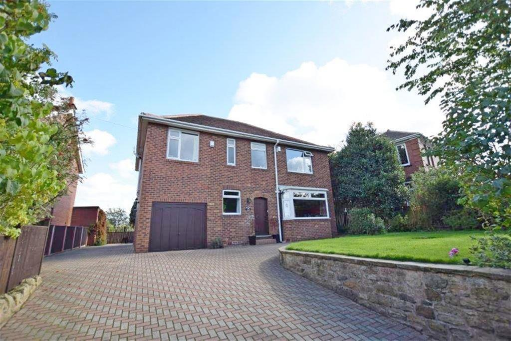 5 Bedrooms Detached House for sale in Mount Vernon Road, Barnsley, S70