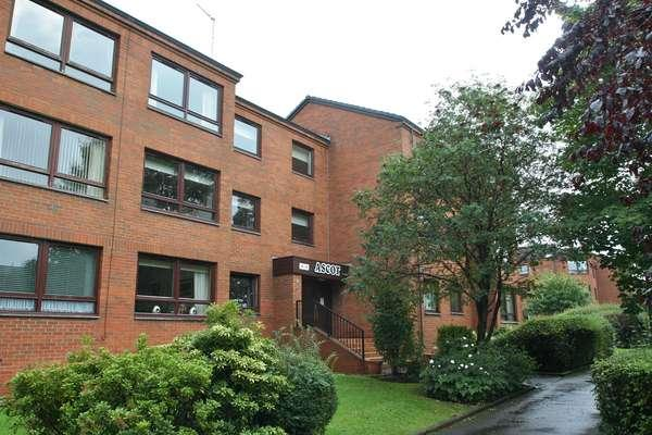 1 Bedroom Flat for sale in 52 Ascot Court, Anniesland, Glasgow, G12 0BB