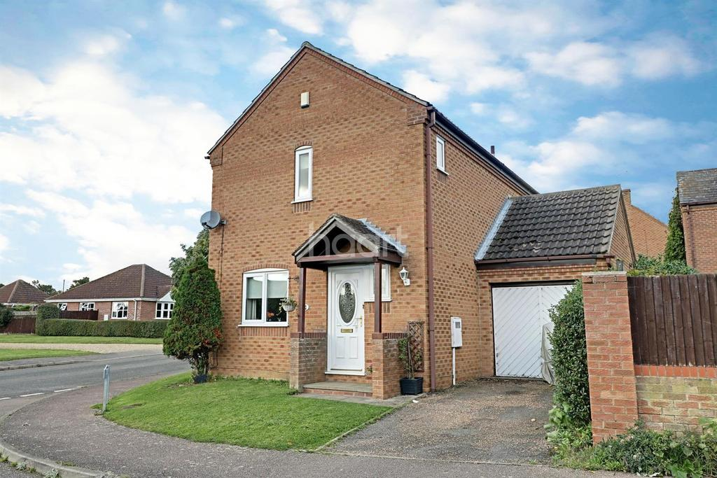 3 Bedrooms Detached House for sale in Churchfields Road, Folkingham