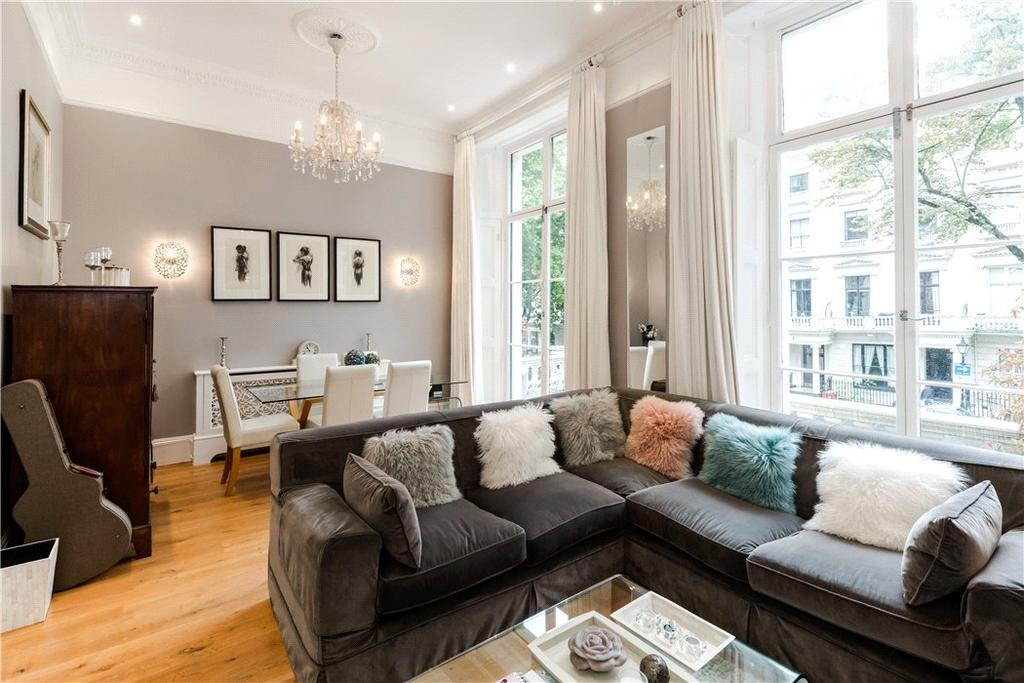 2 Bedrooms Flat for sale in Queens Gardens, Bayswater, London, W2