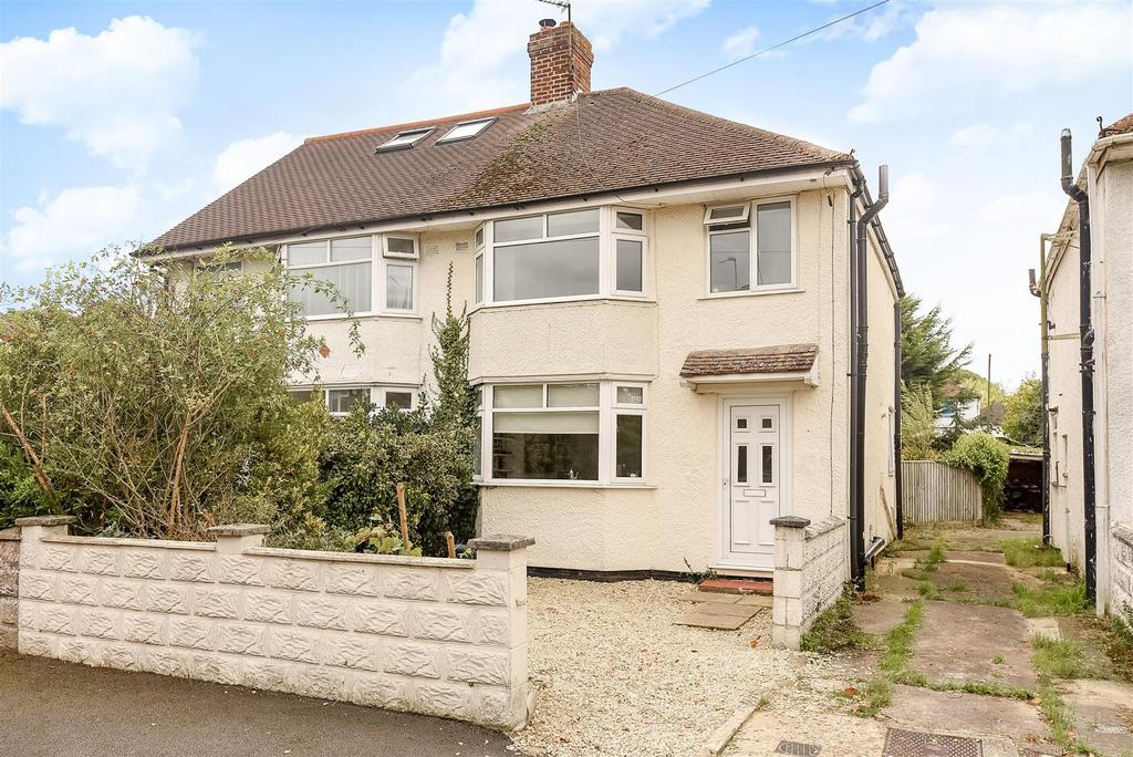 3 Bedrooms Semi Detached House for sale in Weyland Road, Headington, Oxford