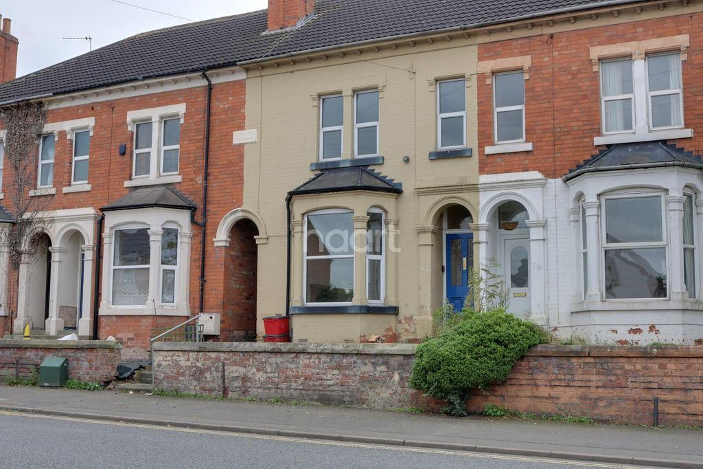 3 Bedrooms Terraced House for sale in Derby Road, Kegworth