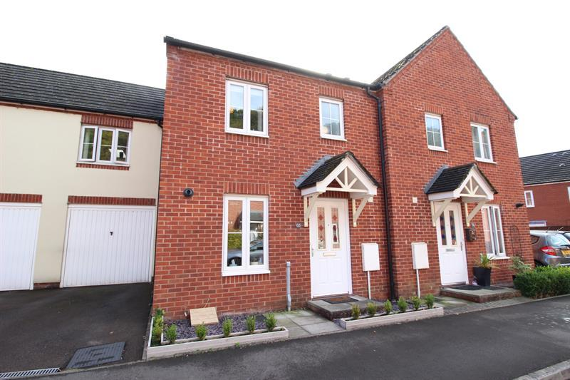 3 Bedrooms Semi Detached House for sale in Bluebell View, Llanbradach, Caerphilly
