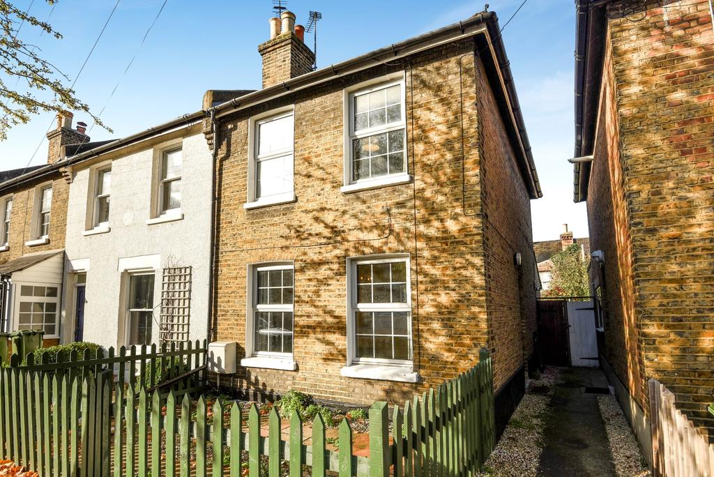 2 Bedrooms End Of Terrace House for sale in Couthurst Road Blackheath SE3