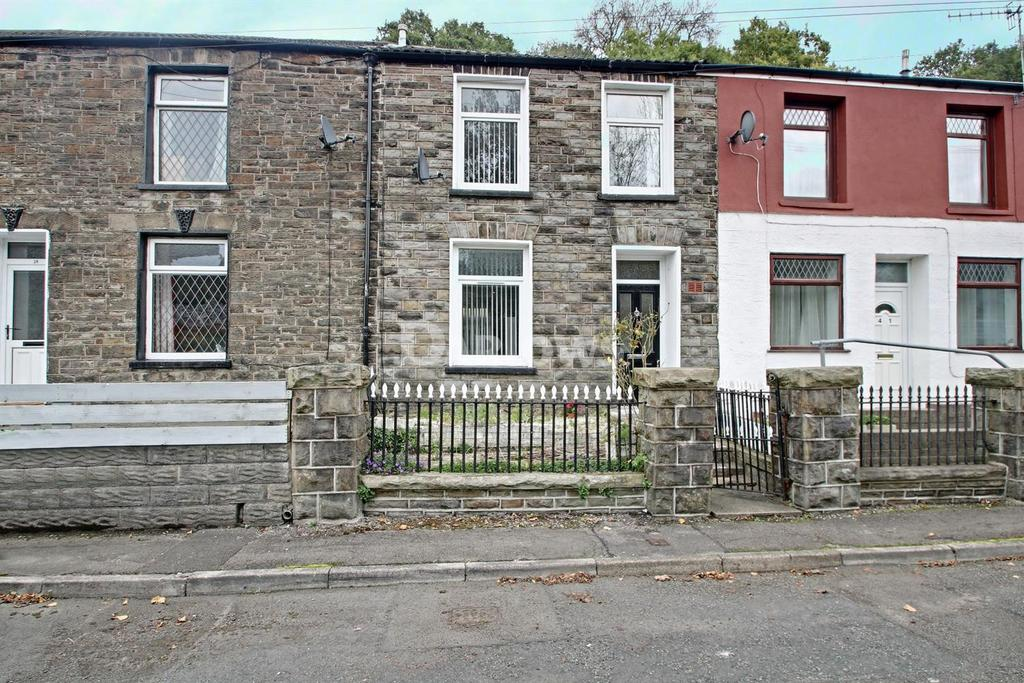 2 Bedrooms Terraced House for sale in Cardiff Road, Mountain ash