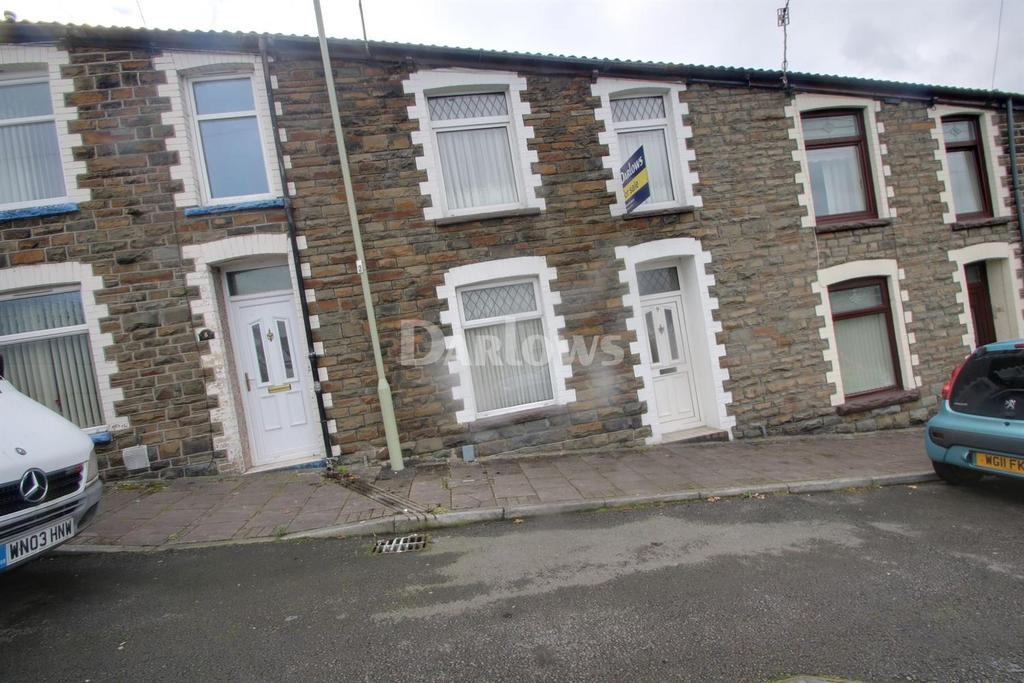 3 Bedrooms Terraced House for sale in Maritime Terrace , The Graig