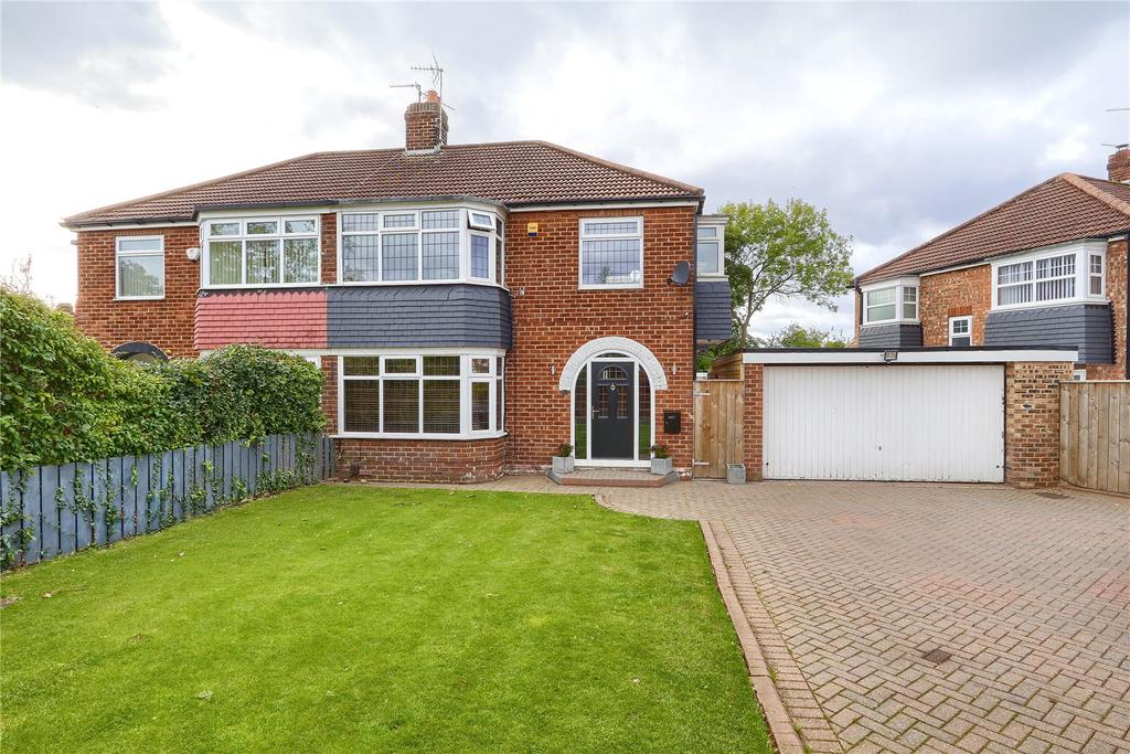 3 Bedrooms Semi Detached House for sale in Stokesley Road, Marton