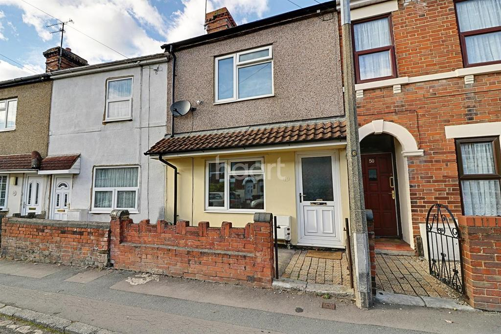 3 Bedrooms Terraced House for sale in Jennings Street, Swindon, Wiltshire