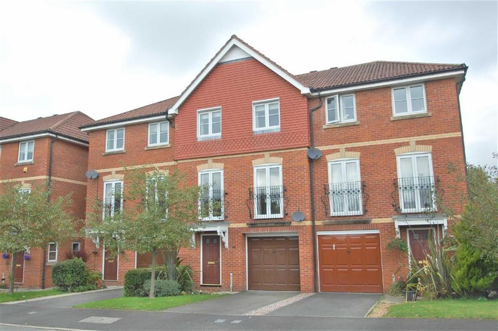 4 Bedrooms Town House for sale in Chamberlain Drive, Wilmslow, Cheshire