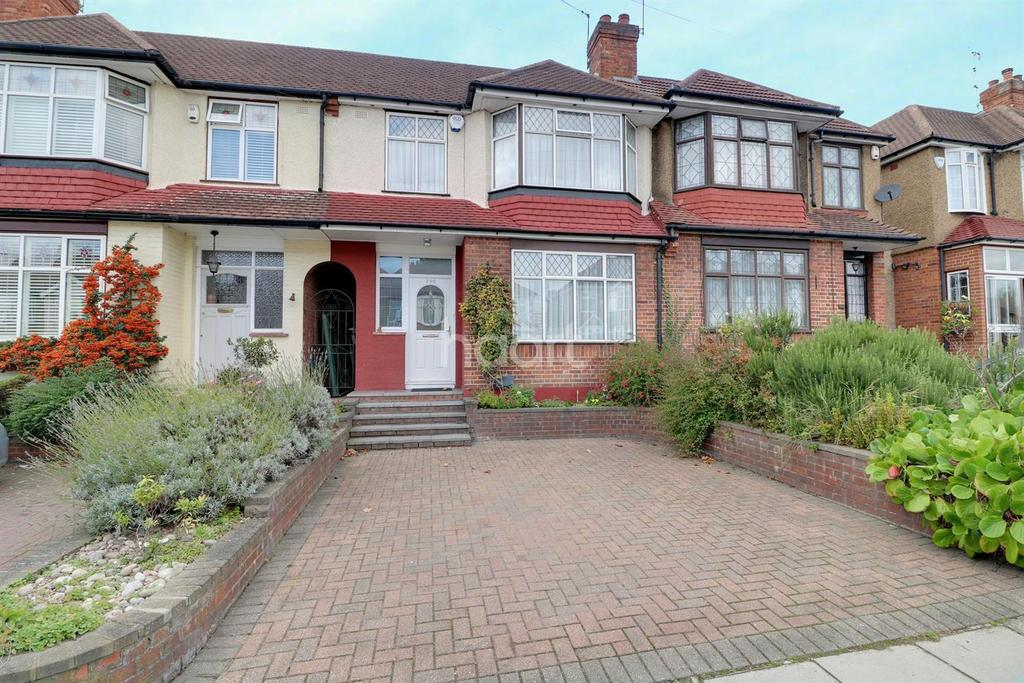3 Bedrooms Terraced House for sale in Carterhatch Lane, Enfield, EN1