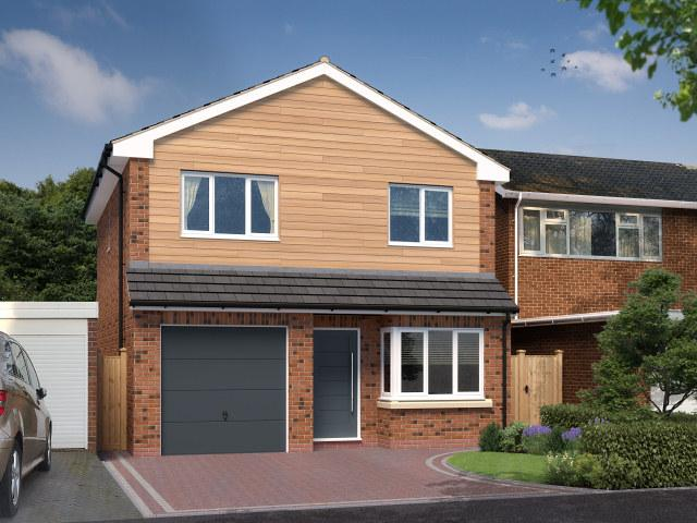 4 Bedrooms Detached House for sale in Linforth Drive,Streetly,Sutton Coldfield