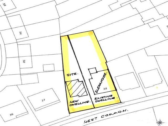 Plot Commercial for sale in Nest Common,Pelsall,Walsall