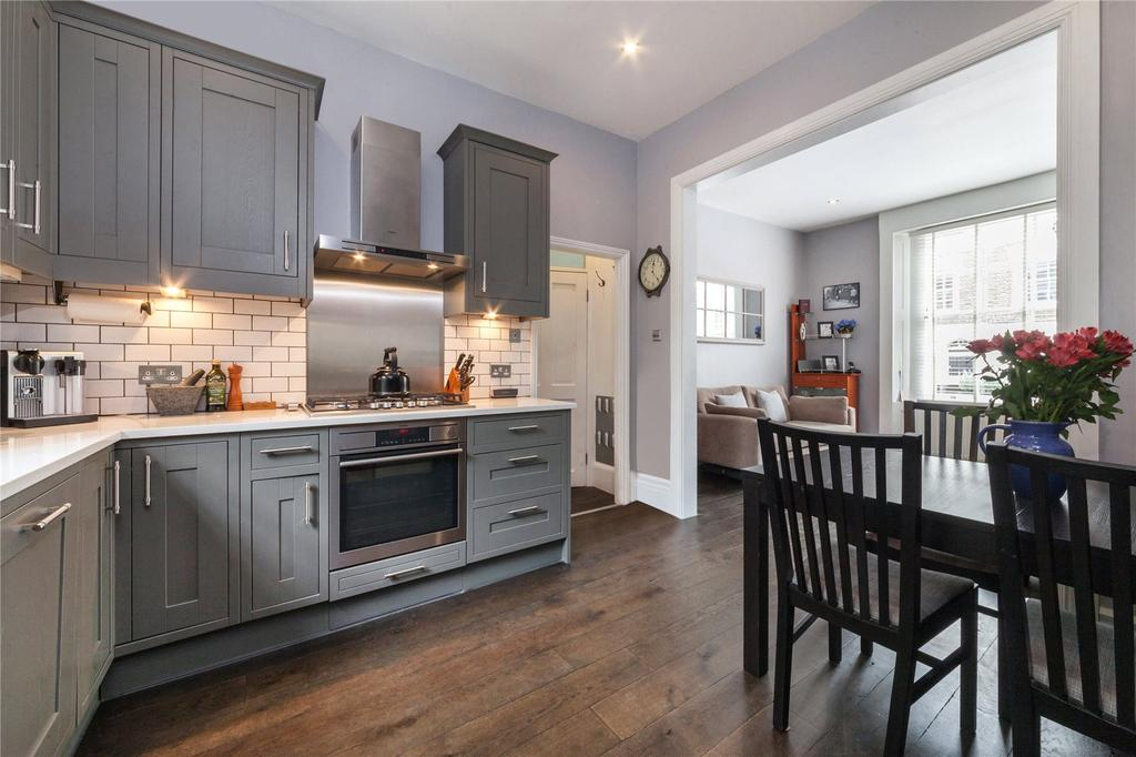 3 Bedrooms Flat for sale in Greenland Road, London
