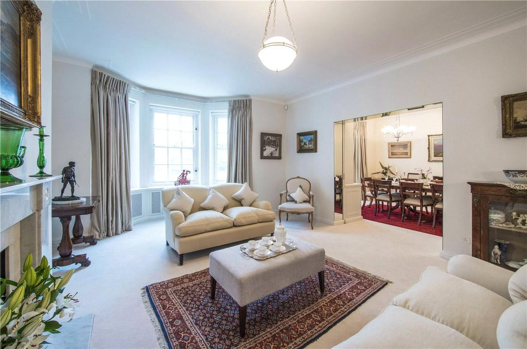 3 Bedrooms Flat for sale in St Stephens Close, Avenue Road, St John's Wood, NW8