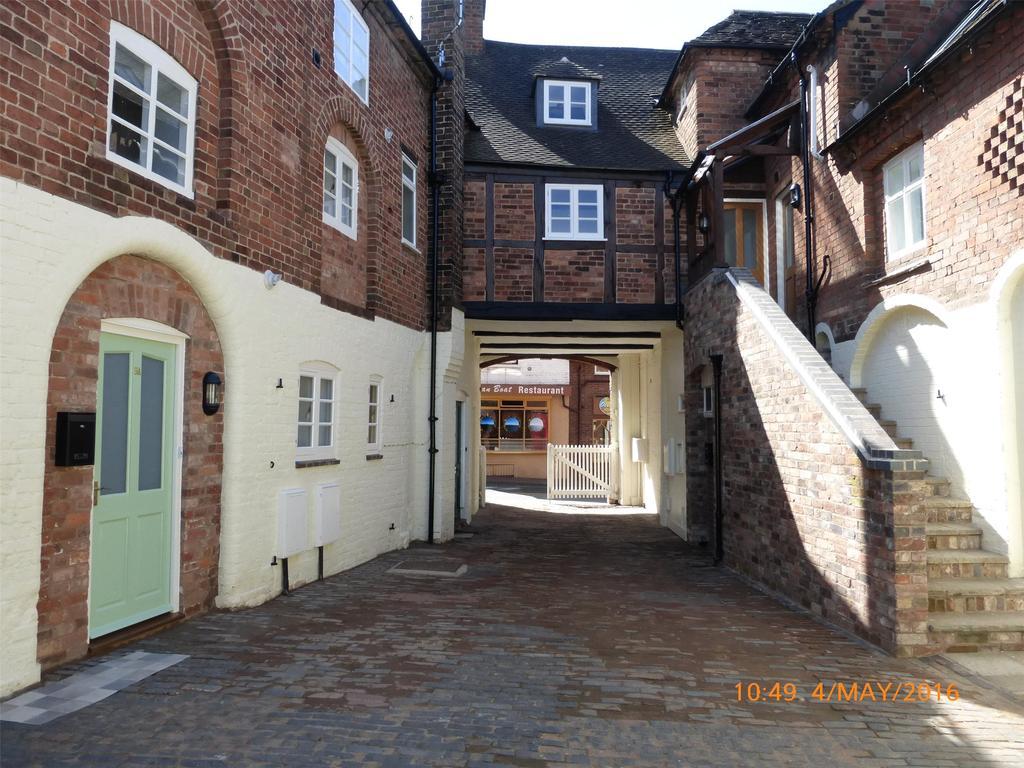 2 Bedrooms Apartment Flat for rent in Listley Street, Bridgnorth, Shropshire