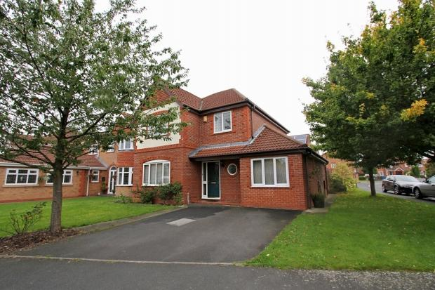 4 Bedrooms Detached House for sale in Dodson Close Ashton In Makerfield Wigan