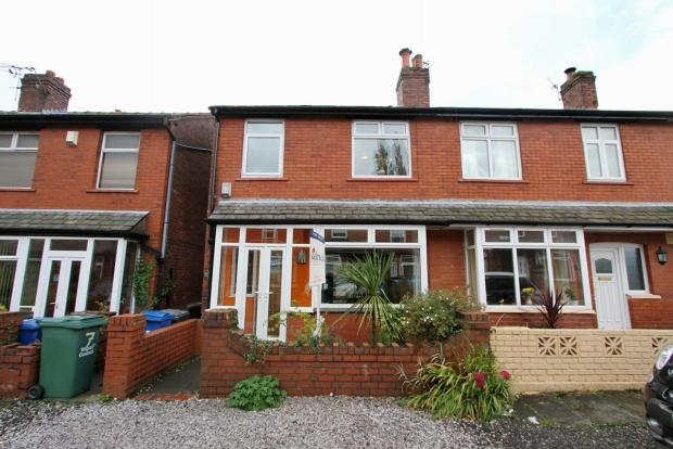 3 Bedrooms End Of Terrace House for sale in Ashland Avenue Ashton In Makerfield Wigan