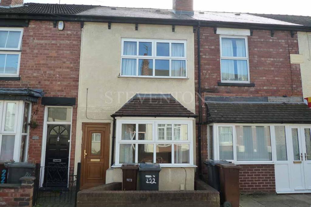 2 Bedrooms Terraced House for sale in Aldersley Road, Aldersley, Wolverhampton, WV6