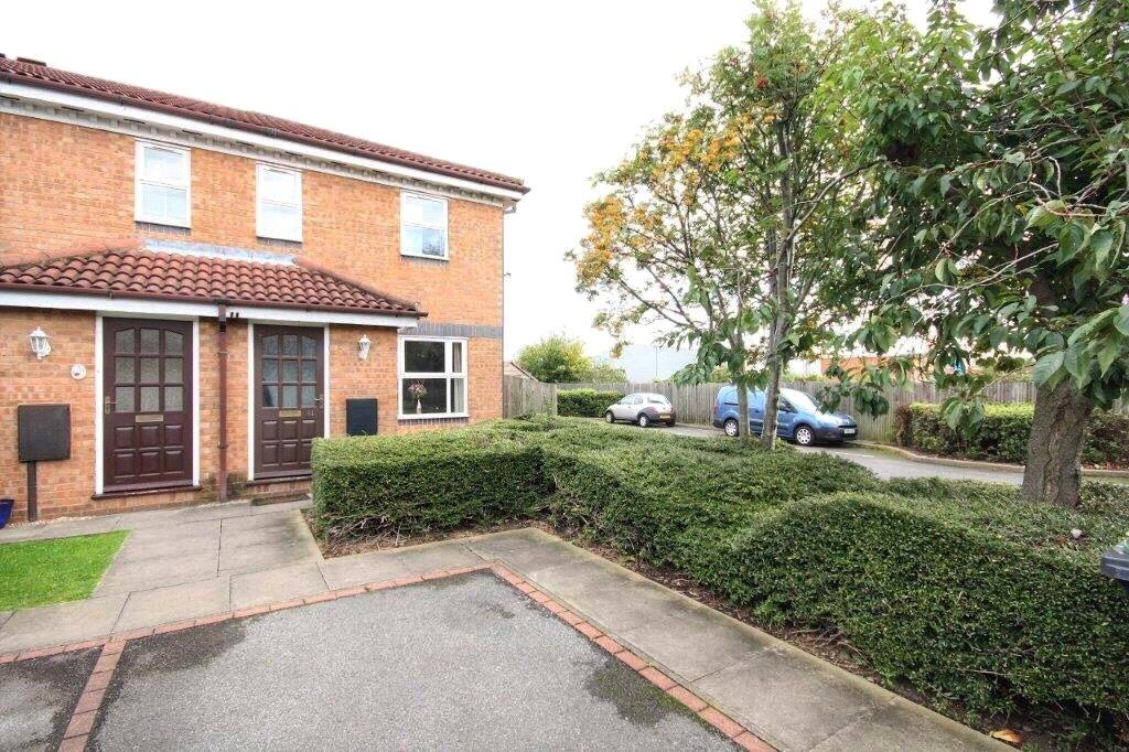 2 Bedrooms End Of Terrace House for sale in Murden Way, Beeston, Nottingham, NG9