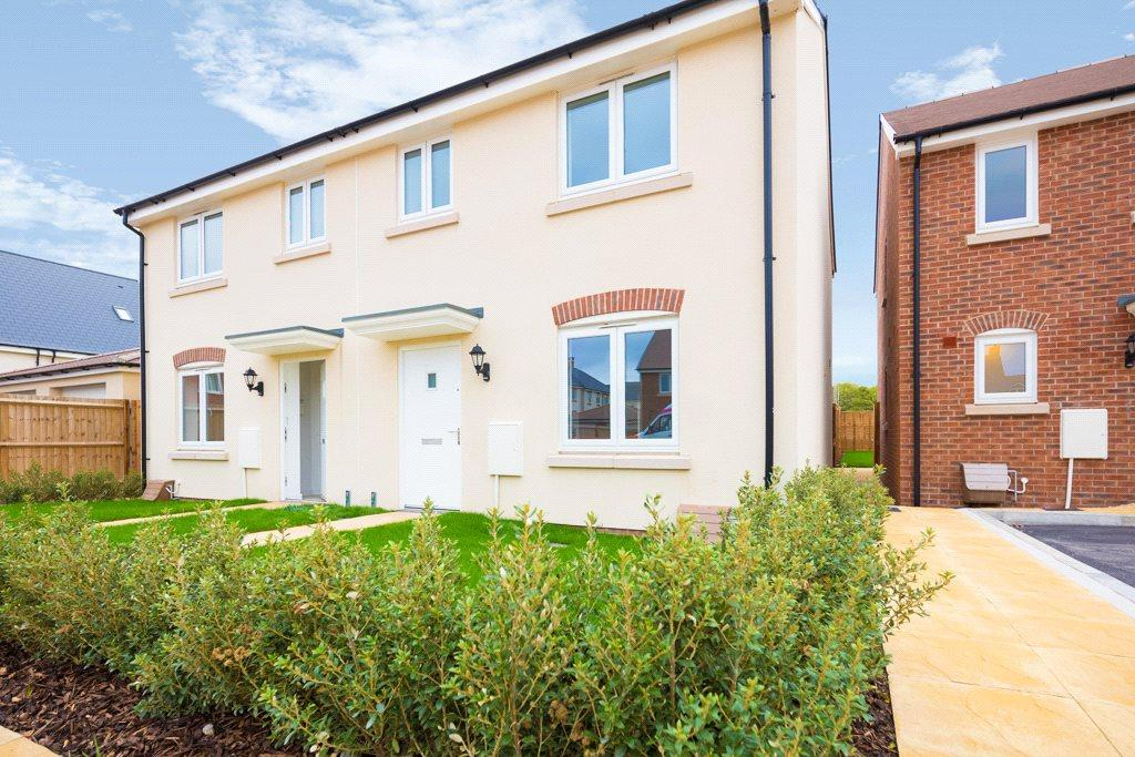 3 Bedrooms Semi Detached House for rent in Rumney Penrose Road, Stoke Gifford, Bristol, BS16