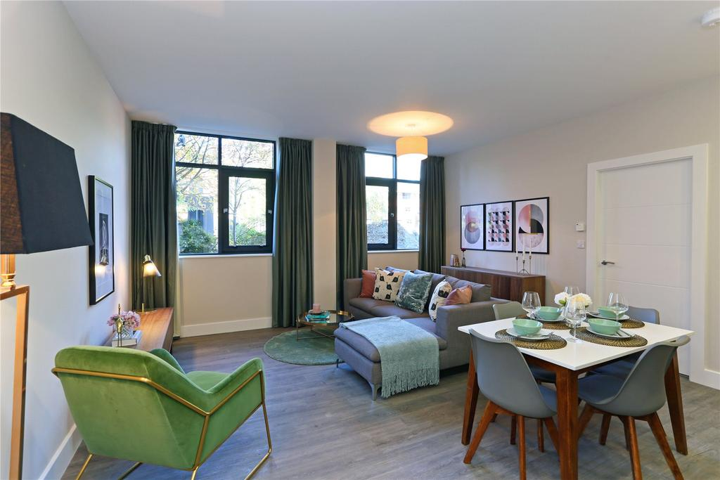 1 Bedroom Flat for sale in Dawsons Square, Cote Lane, Pudsey, West Yorkshire, LS28