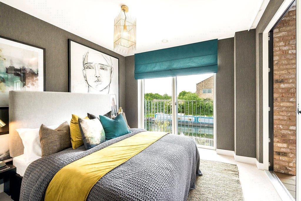 2 Bedrooms Flat for sale in Hackney Wick, London, E3