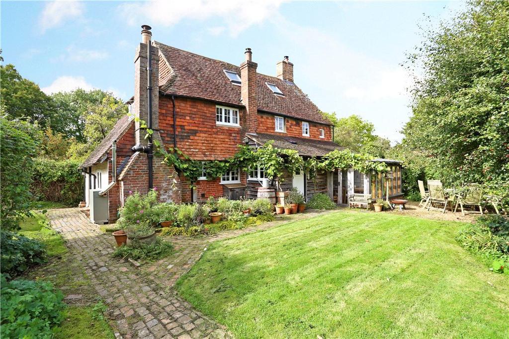4 Bedrooms Detached House for sale in Kirdford, Billingshurst, West Sussex, RH14