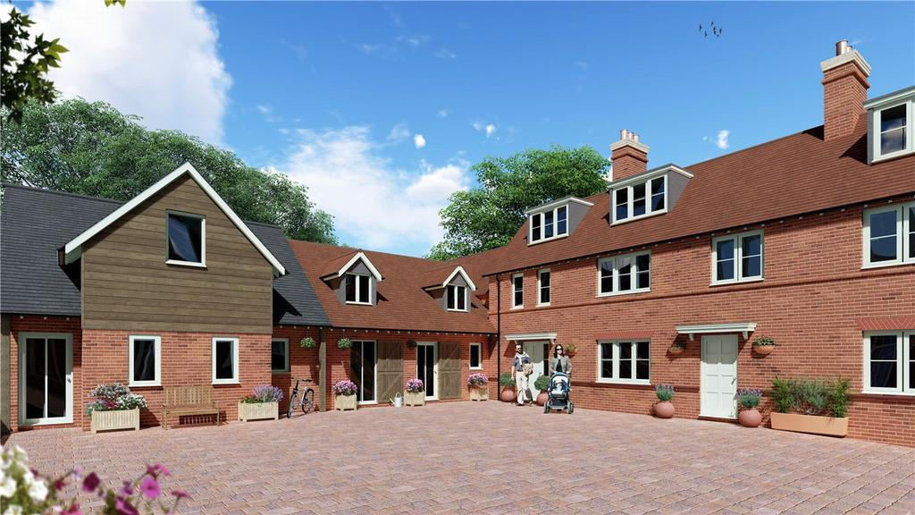 3 Bedrooms Semi Detached House for sale in Brookley Road, Brockenhurst, Hampshire, SO42