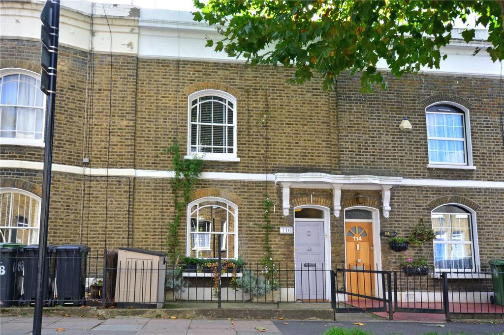 3 Bedrooms Terraced House for sale in Albyn Road, Deptford, London, SE8
