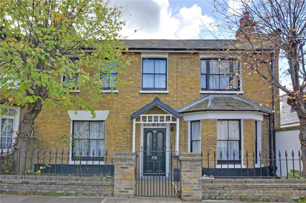 3 Bedrooms Semi Detached House for sale in Waite Davies Road, Lee, London, SE12