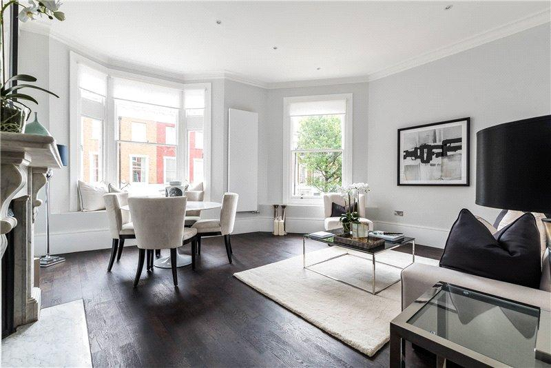 2 Bedrooms Flat for sale in Roland Mansions, Old Brompton Road, London, SW7